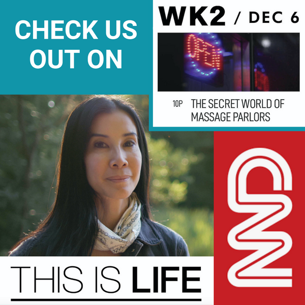 AS SEEN ON: THIS IS LIFE WITH LISA LING